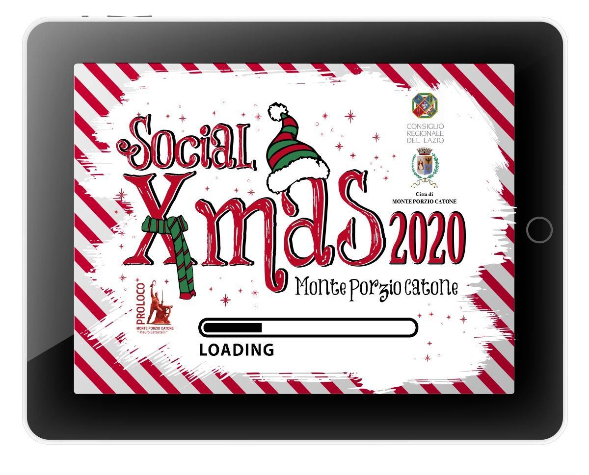 Social Xmas a Monte Porzio Catone