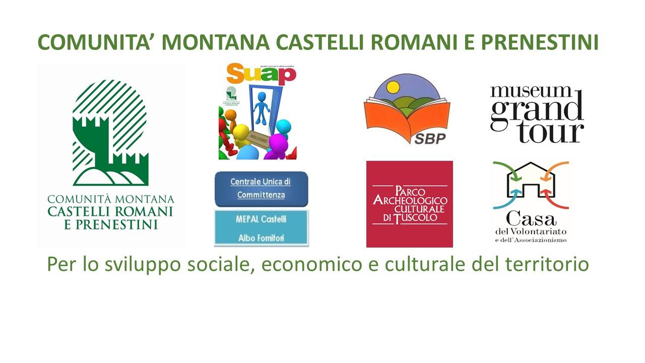 LA COMUNITA' MONTANA CASTELLI ROMANI E PRENESTINI VERSO LA TRASFORMAZIONE IN UNIONE DEI COMUNI MONTANI