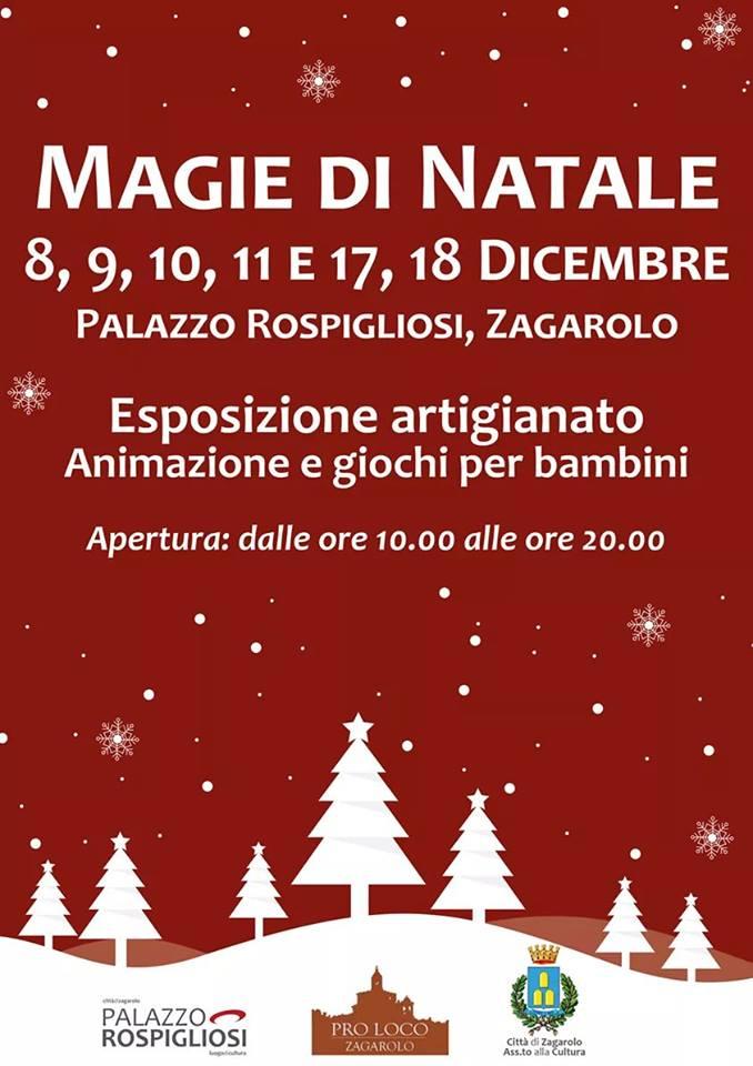 Magie di Natale a Palazzo