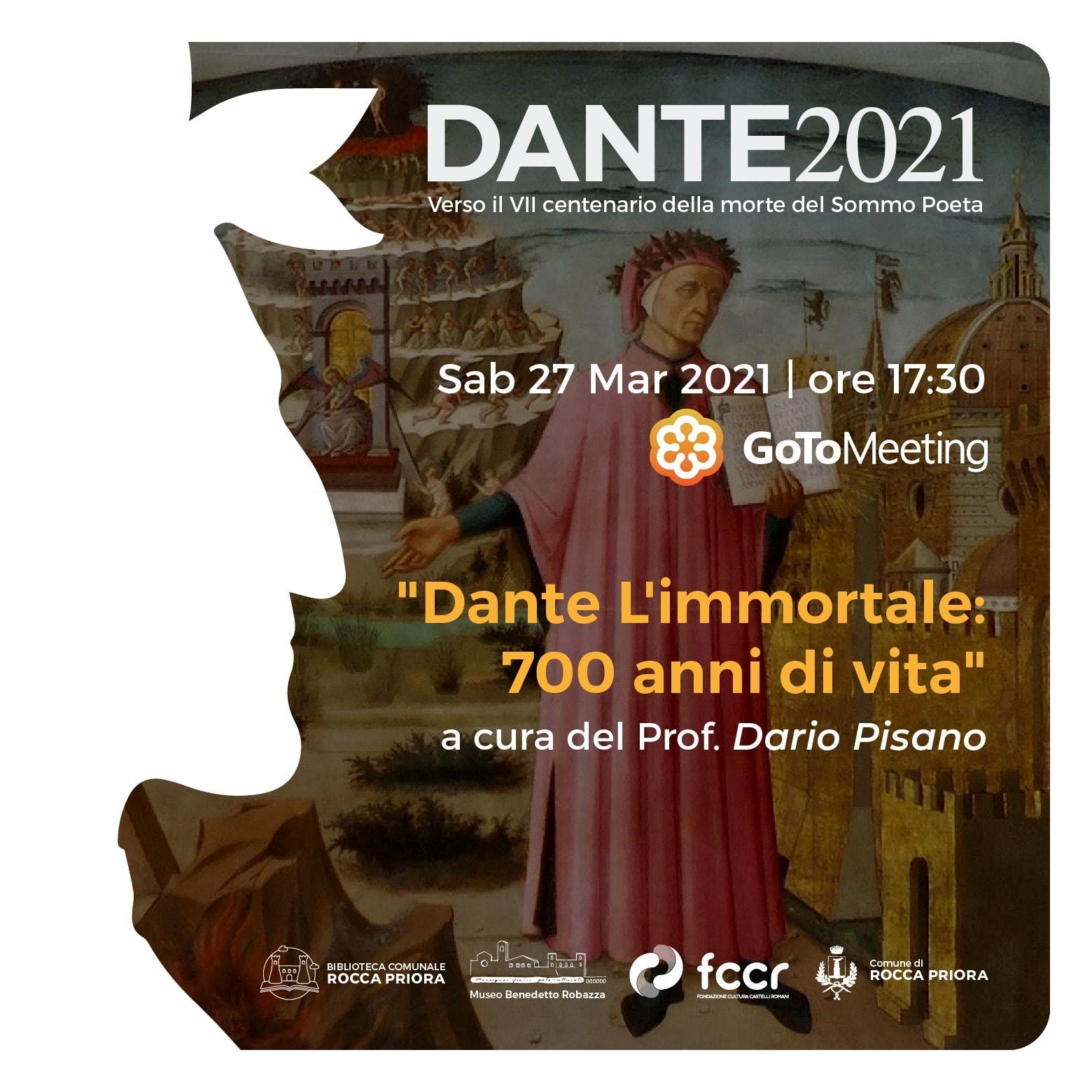 La giornata nazionale dedicata a Dante