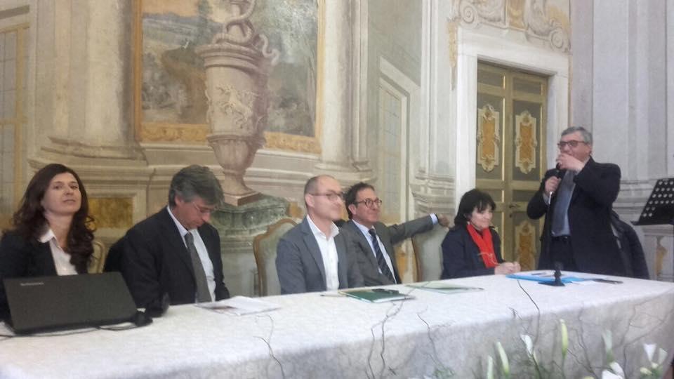 TUSCOLO: GRANDE LA PARTECIPAZIONE ALLA PRESENTAZIONE DEL DISEGNO DI LEGGE
