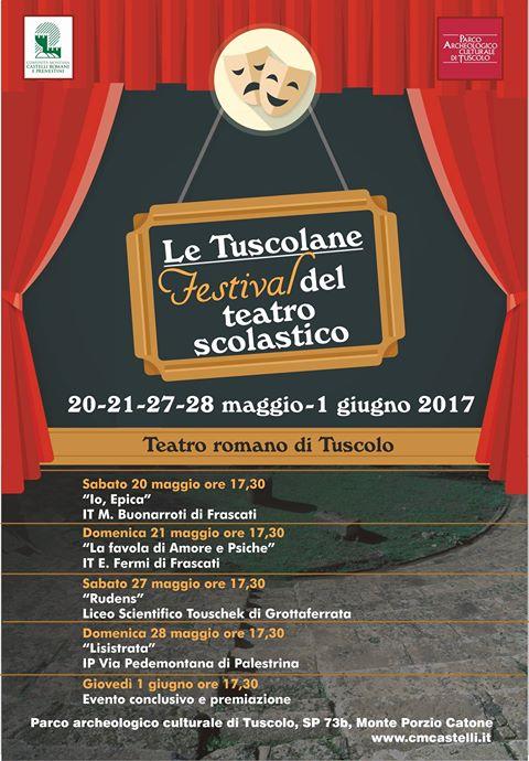 Al via il Festival del Teatro Scolastico