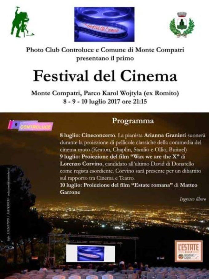 Festival del Cinema a Montecompatri