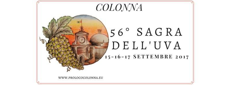 56° Sagra Dell'Uva Italia a Colonna