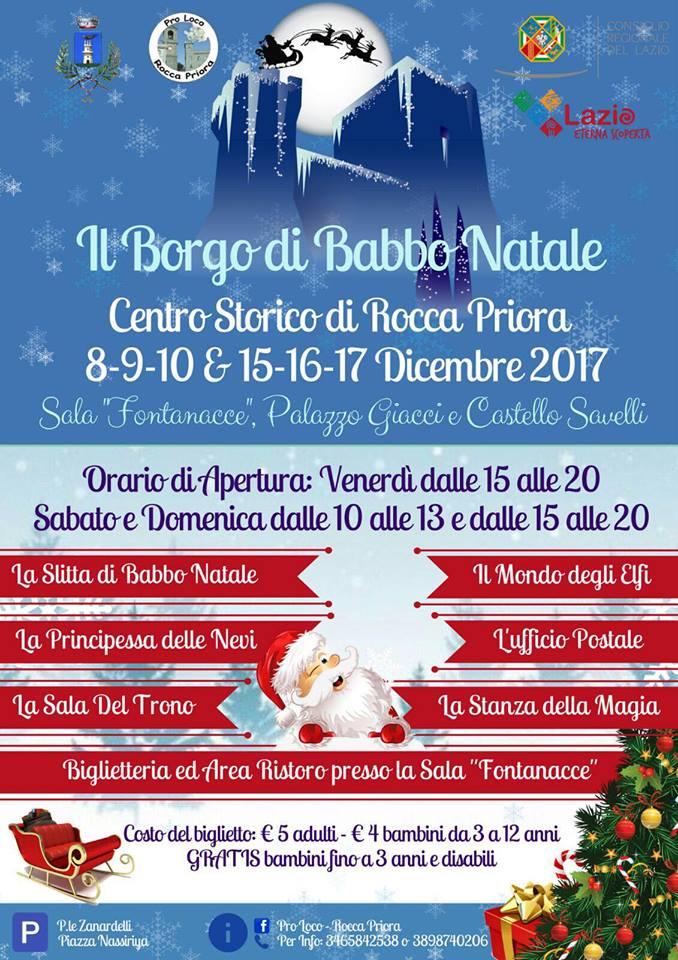 Il Borgo di Babbo Natale