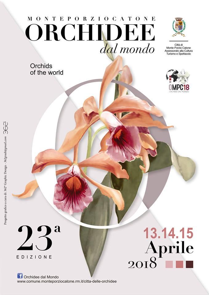 ORCHIDEE DAL MONDO A MONTE PORZIO CATONE