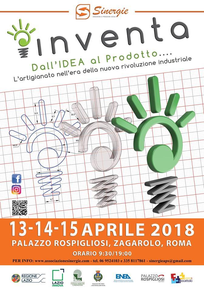 INVENTA - DALL'IDEA AL PRODOTTO