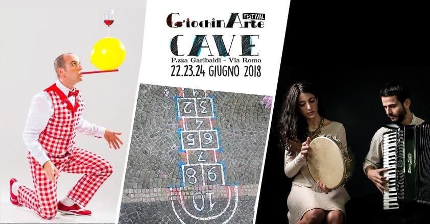 GiochinArte -Festival Giochi in Strada e Artisti di Strada