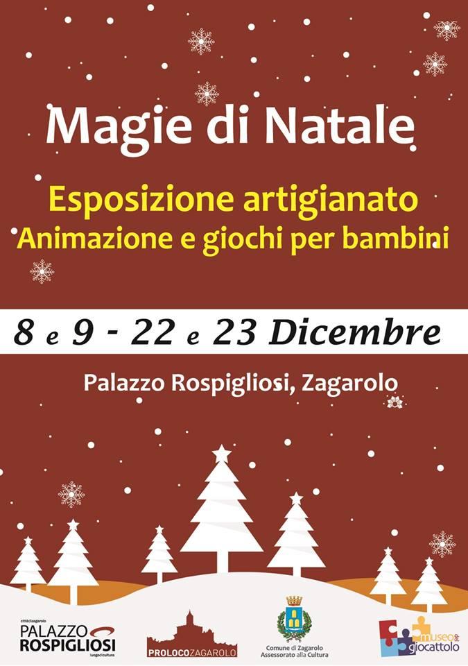 Magie di Natale a Zagarolo