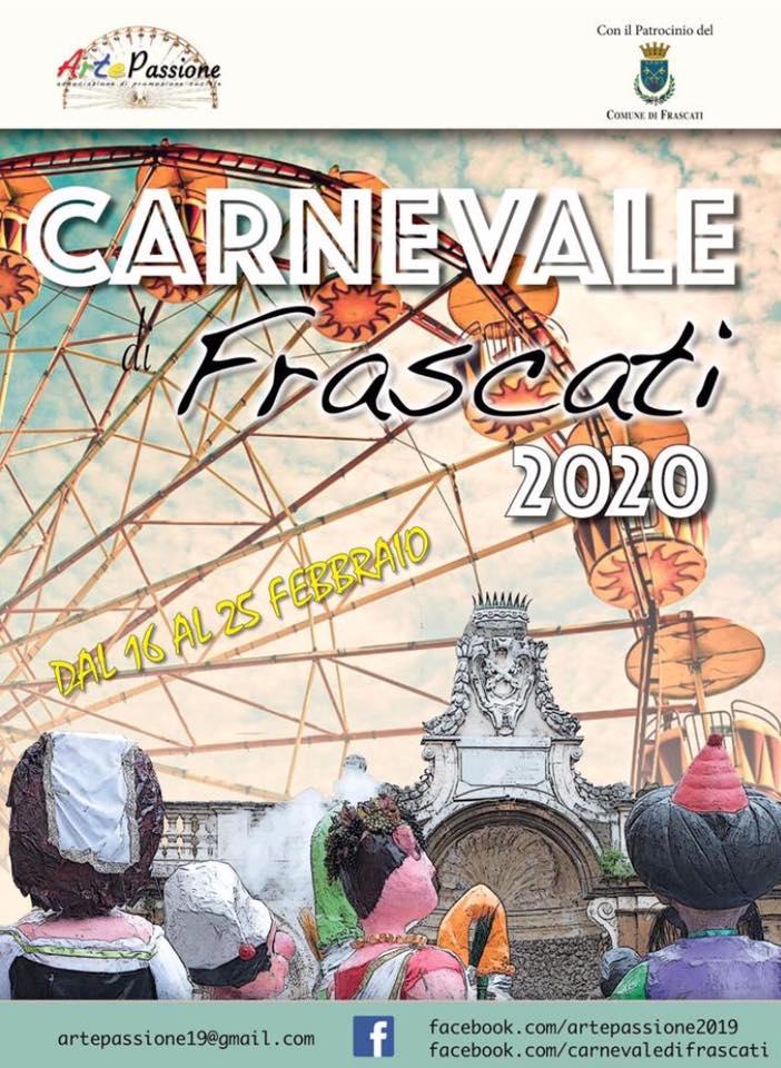 FRASCATI - CARNEVALE 2020