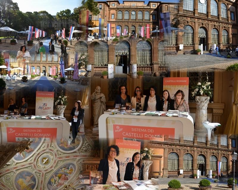 BuyLazio 2017: grande slancio per il marketing turistico dei Castelli Romani e Prenestini
