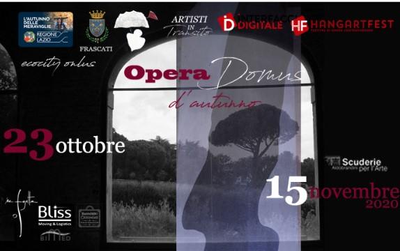 Collettiva di Arte Contemporanea alle Scuderie Aldobrandini di Frascati