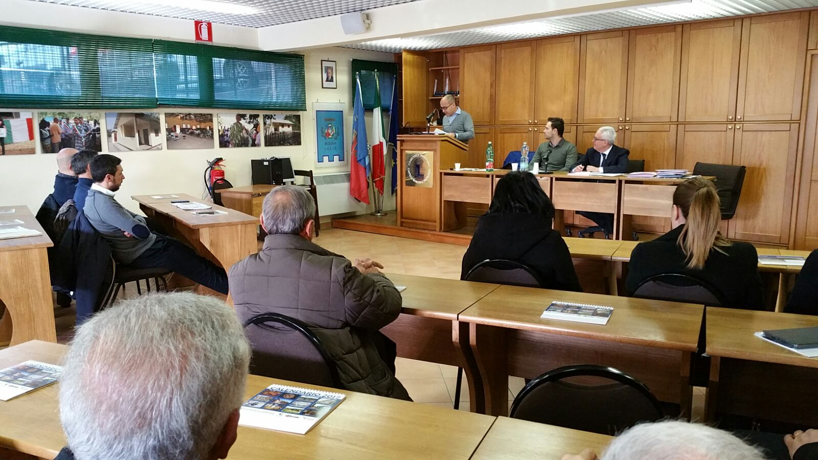 APPROVATO IL BILANCIO DELL'ENTE. PER IL 2017 ULTERIORI RISORSE A SOSTEGNO DEL TERRITORIO