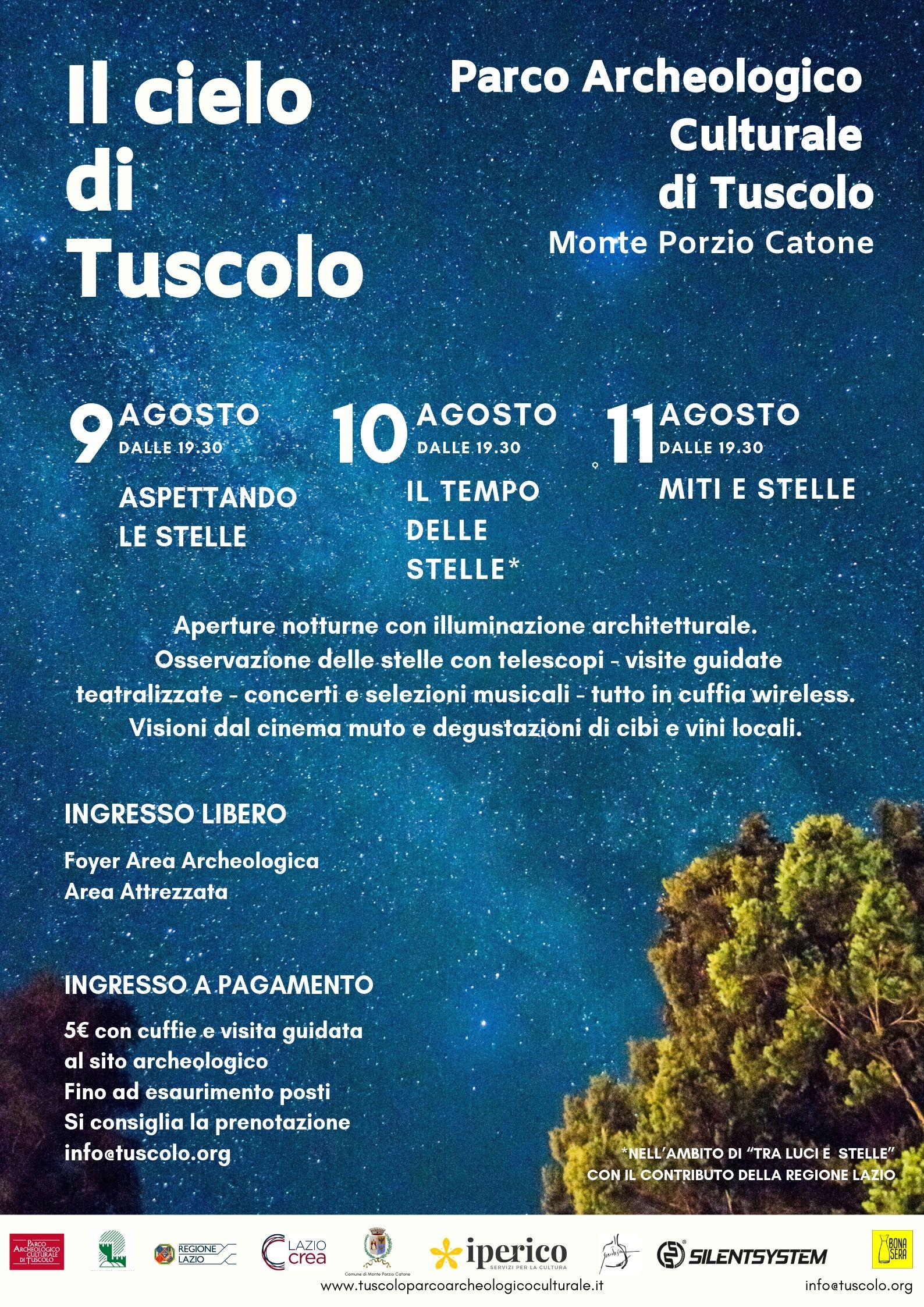 Il cielo di Tuscolo