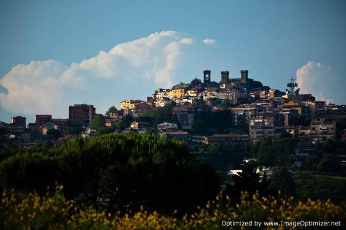 Rocca Priora città del paesaggio e del panorama